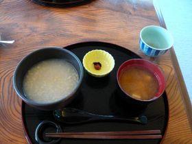 28日朝食