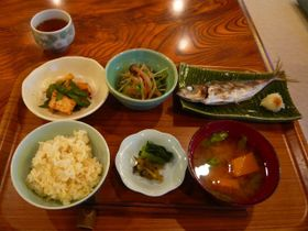 30日の夕食