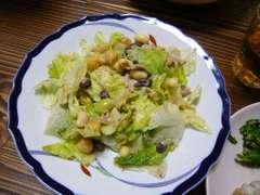 野菜とサラダ