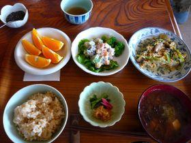 31日の朝食