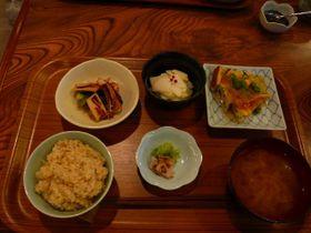 31日の夕食