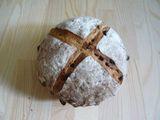 レーズン入りパン