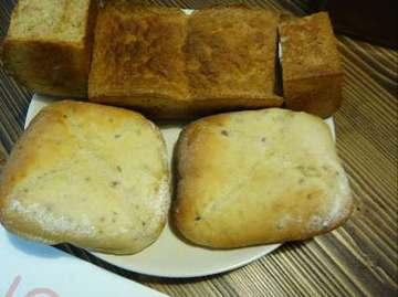 4日のパン