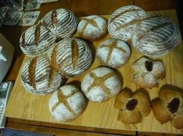 5日のパン