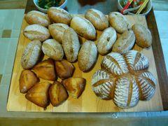 今年最後のパン